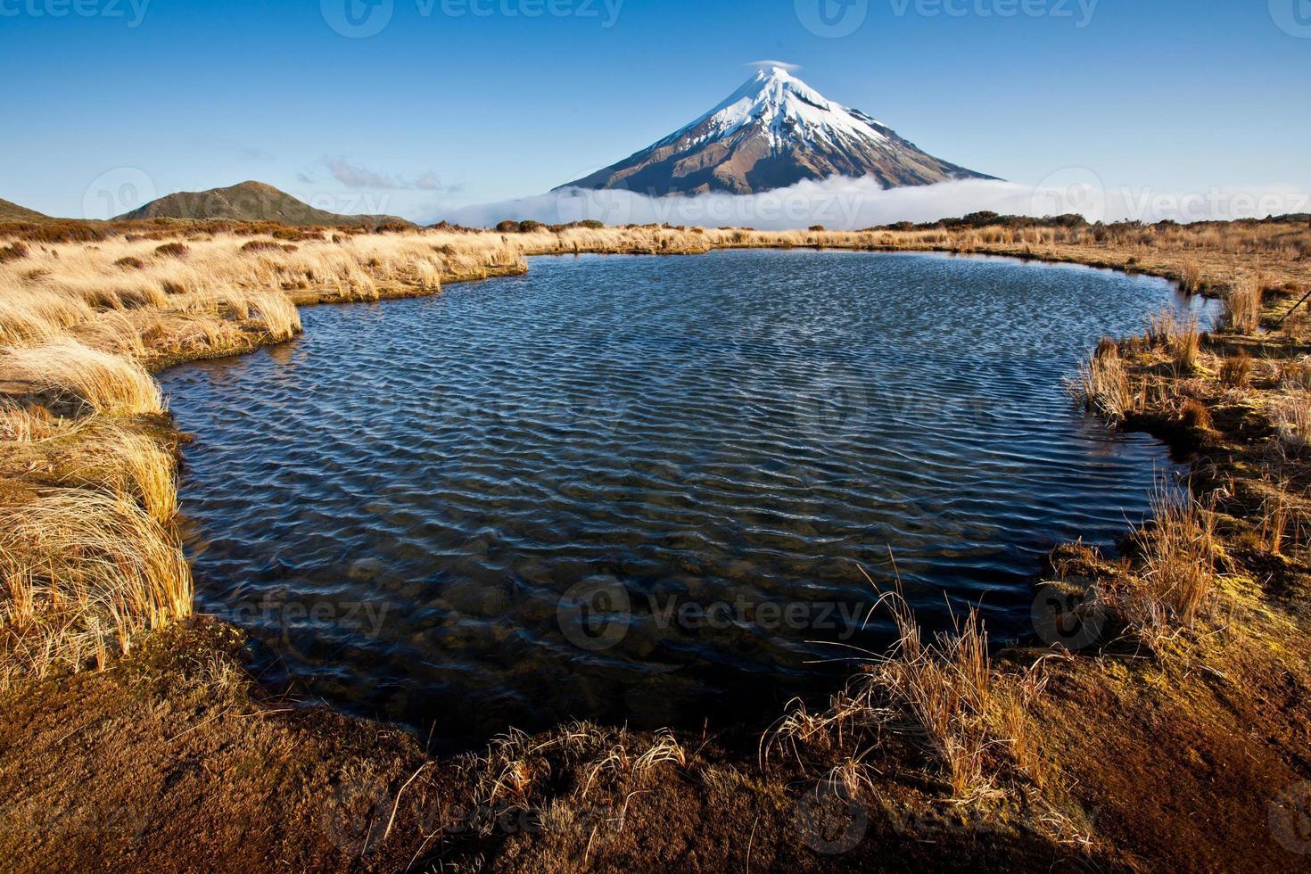 paisagem da nova zelândia foto