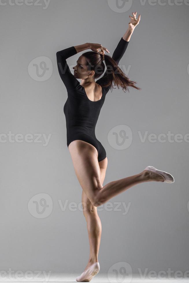 garota dançando foto
