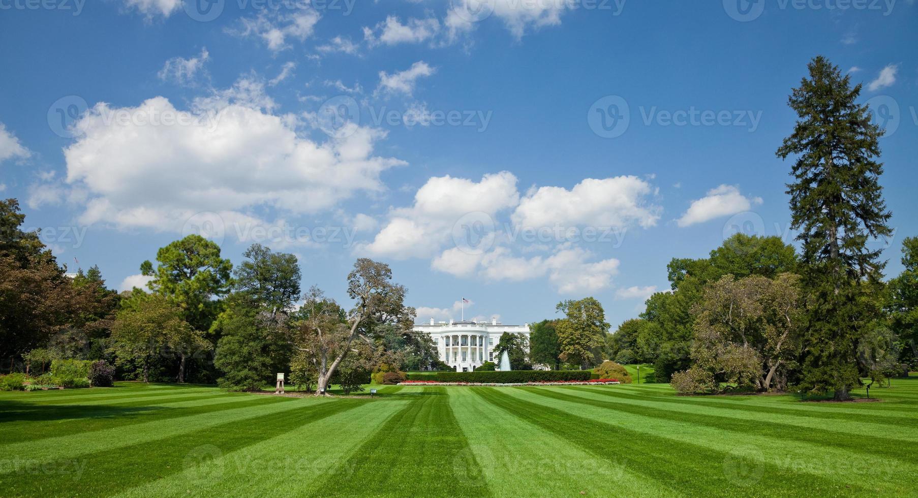 casa branca, washington dc foto
