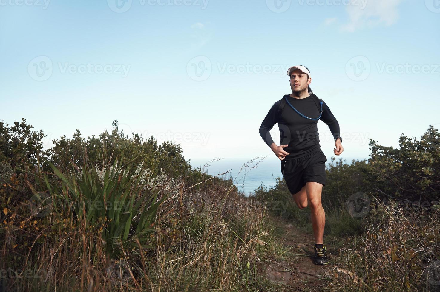 corrida de fitness foto