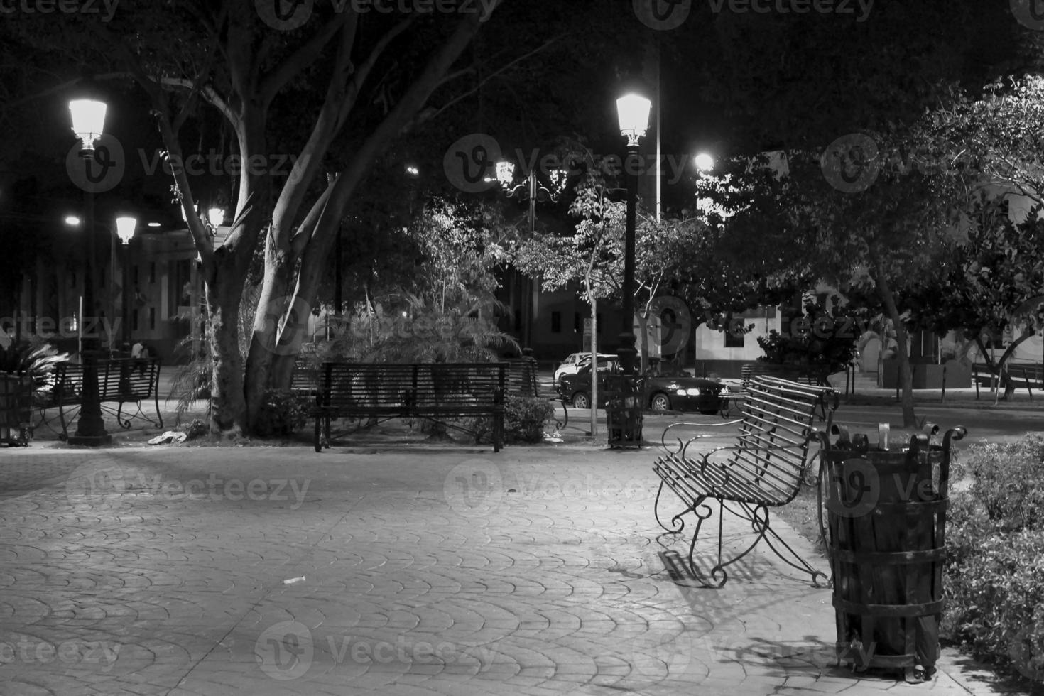 parque colonial foto