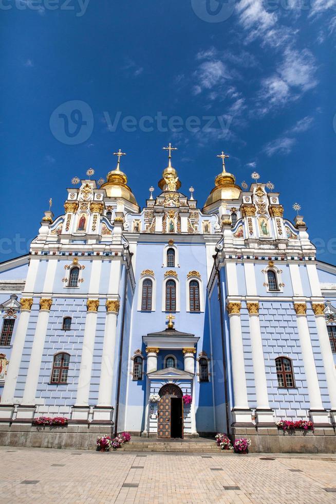 st. Mosteiro de Michael em Kiev foto