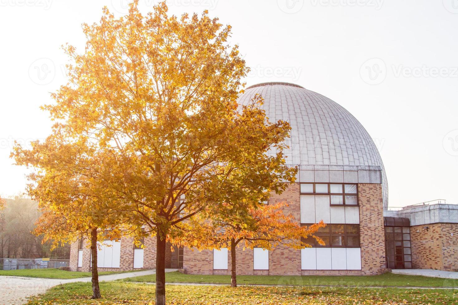 planetário em berlim prenzlauer berg foto