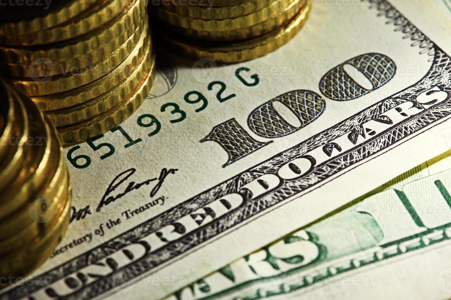 dinheiro. foto