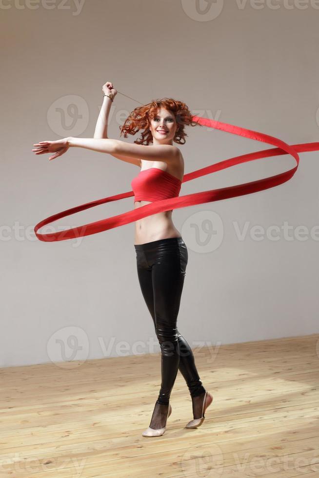 o dançarino foto