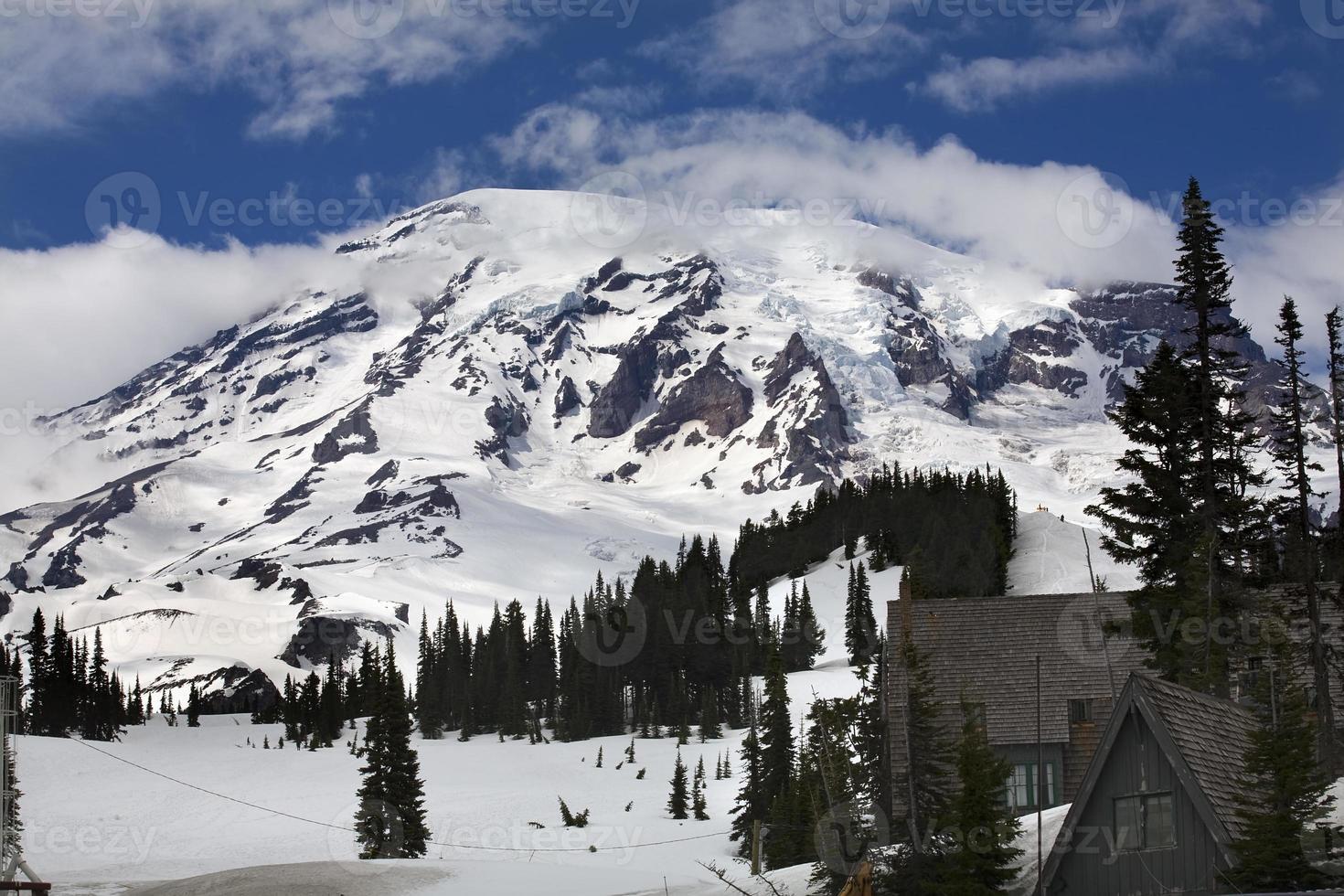 Mount Rainier Paradise Inn foto