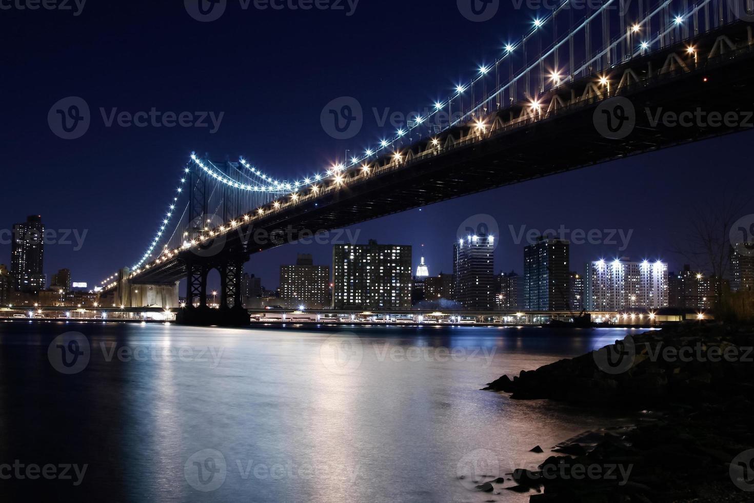 luzes de brooklyn foto