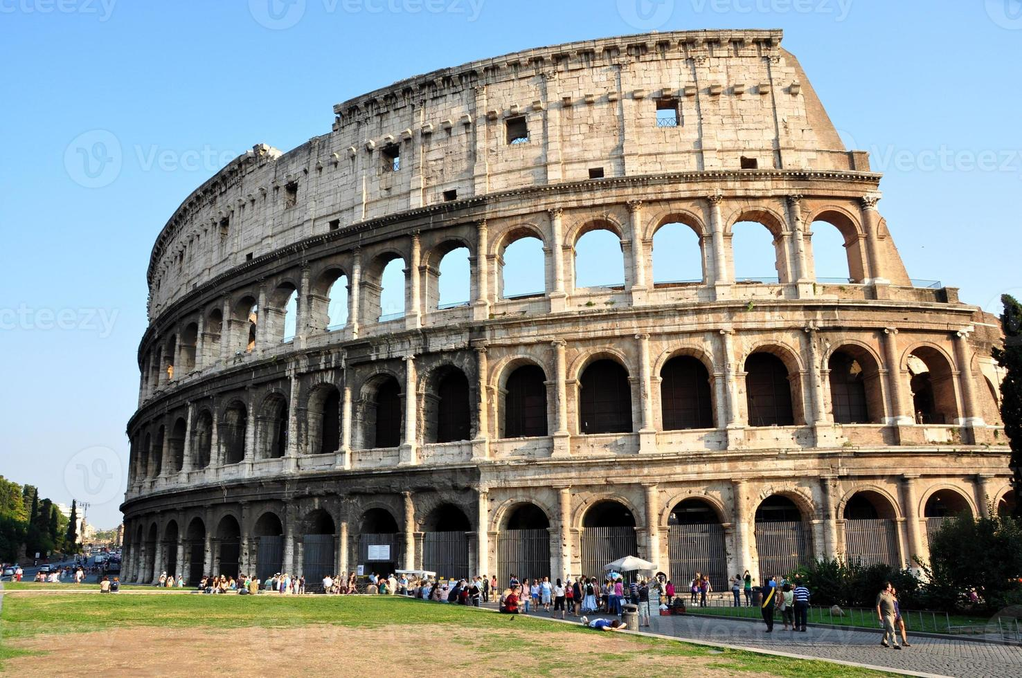 сolosseum romano foto