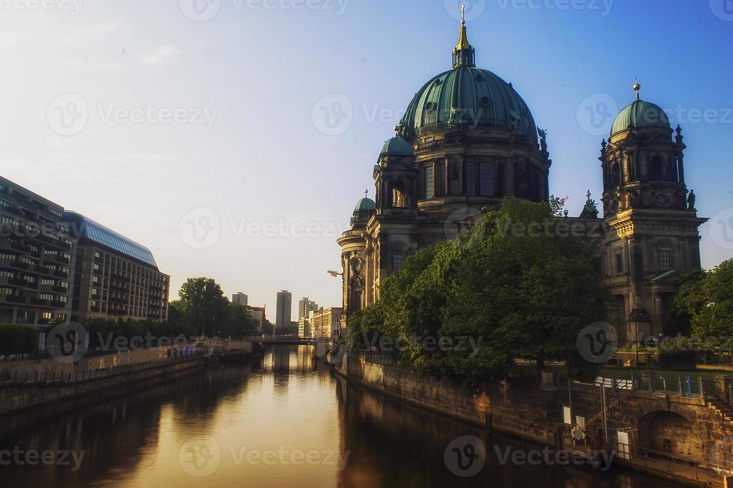 dom berliner com farra de rio de manhã foto
