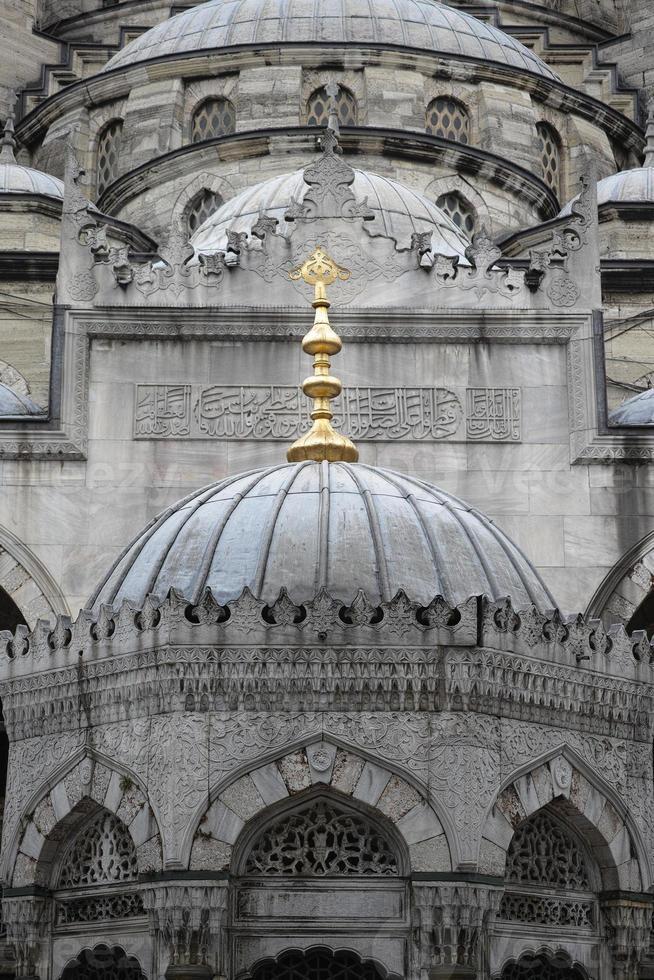 detalhe da mesquita foto