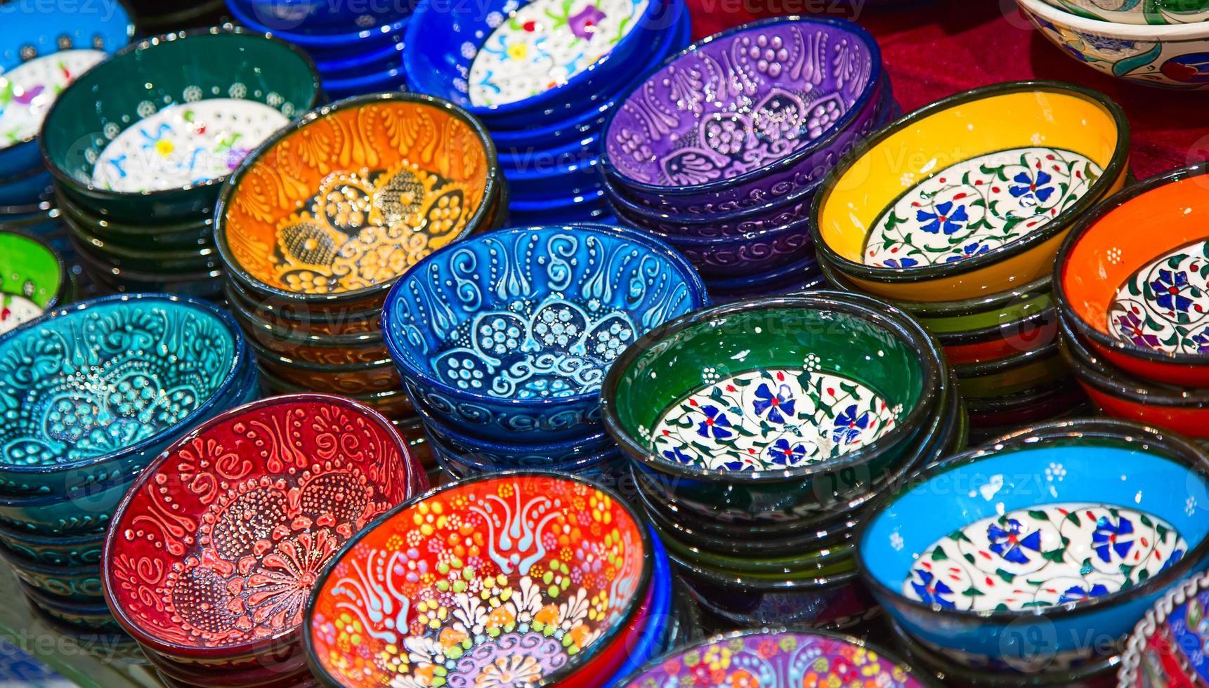 cerâmica turca foto