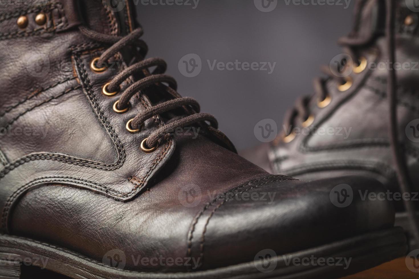 bota masculina foto