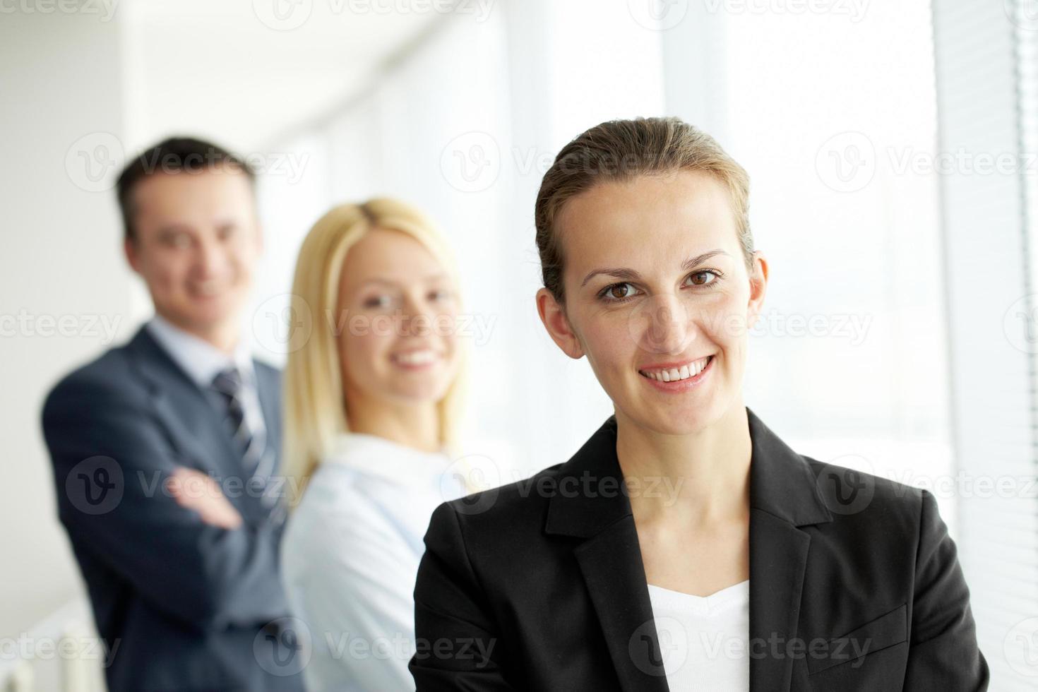 chefe feminina foto