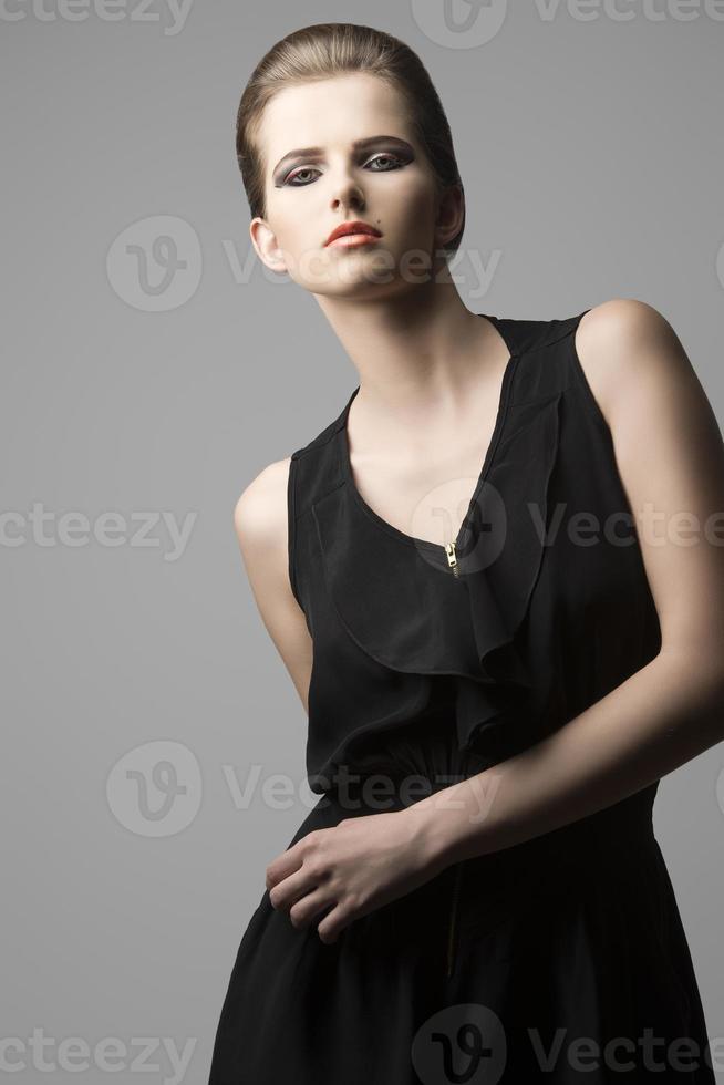 encantador moda feminina foto