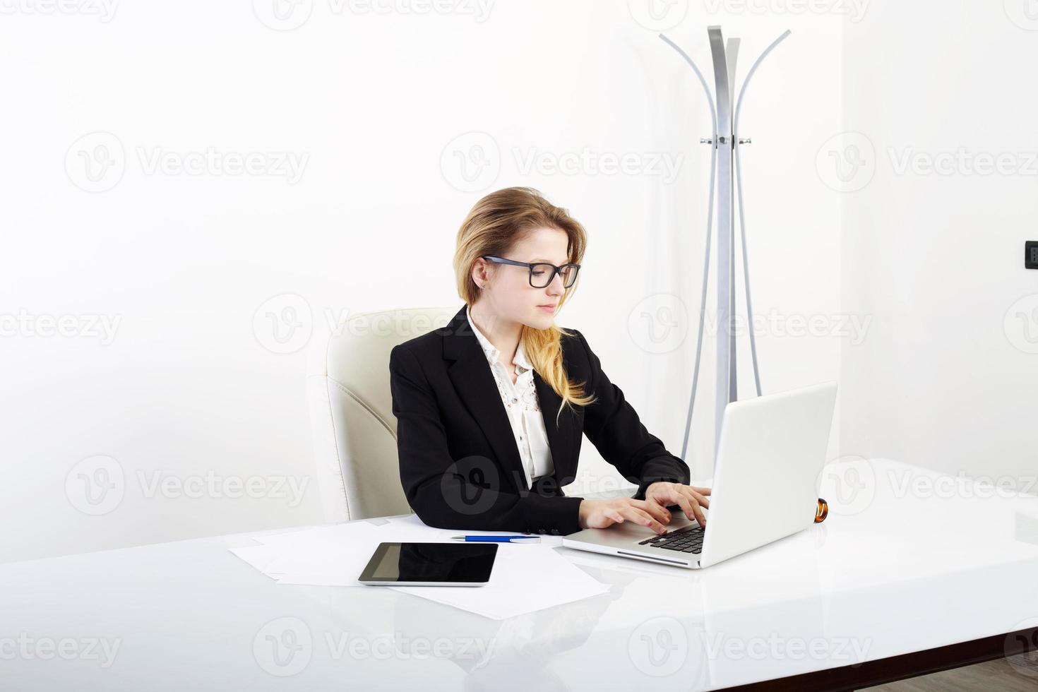 empresária profissional moderna foto