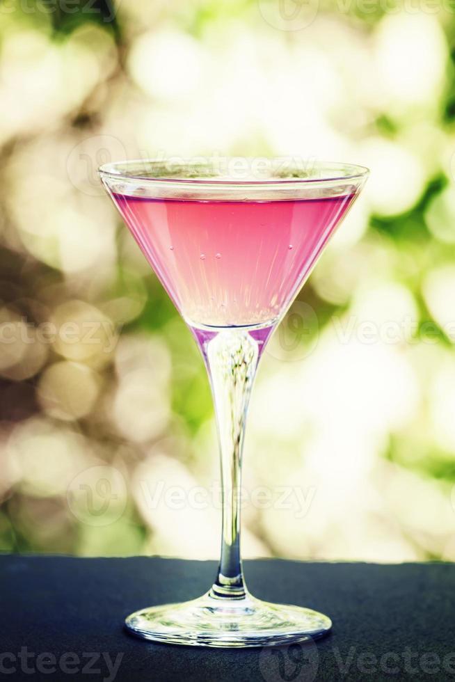 cocktail cosmopolita foto