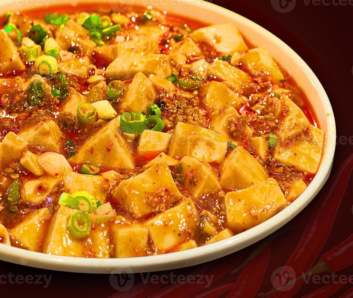 ma po tofu foto