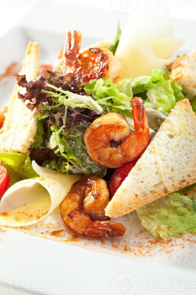 Salada César foto