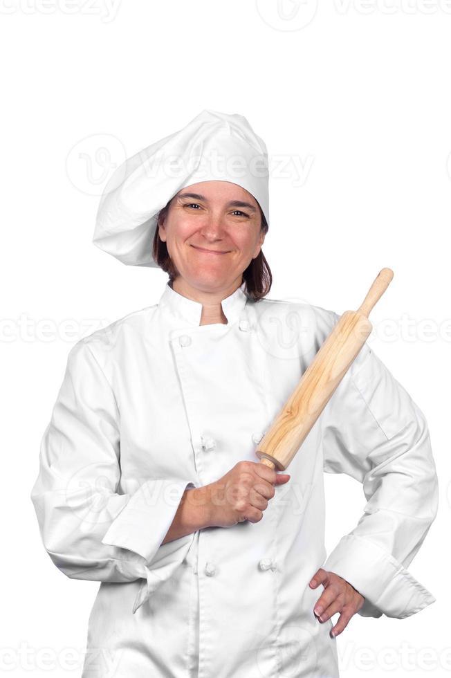 chefe de cozinha foto