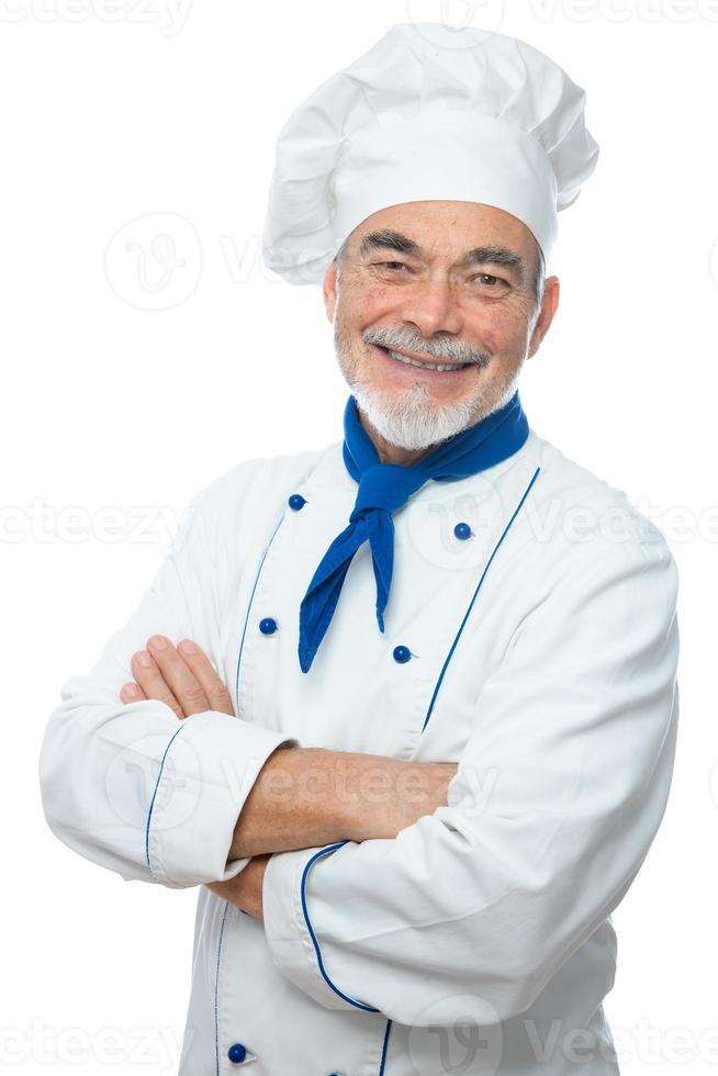 chef bonito foto