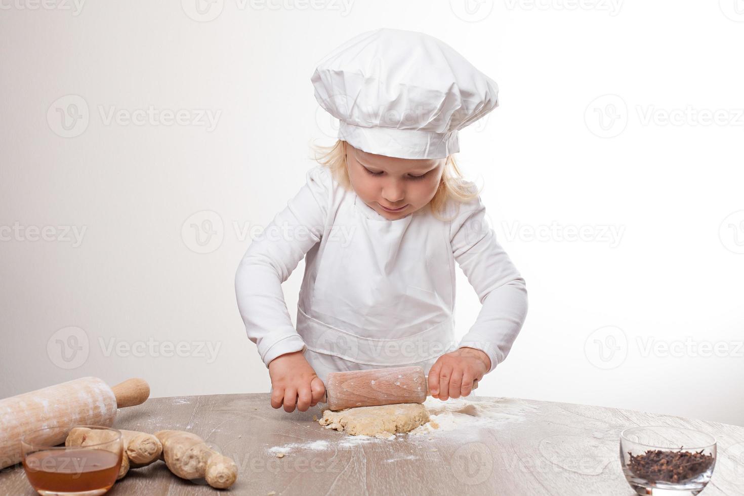 pequeno chef foto
