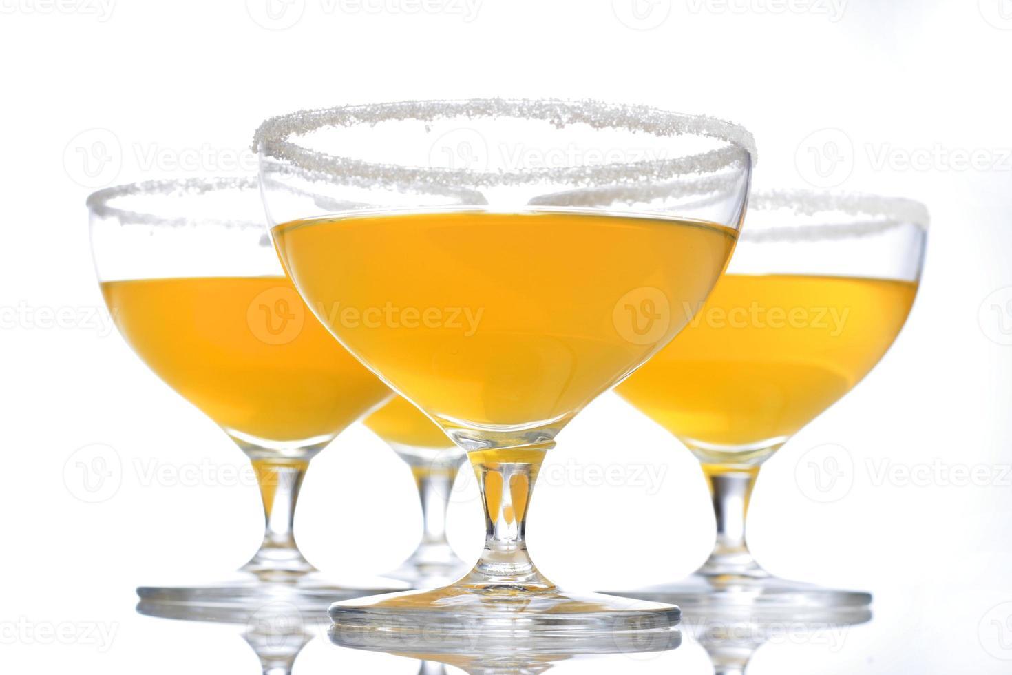 foto de estúdio de margarita bebida