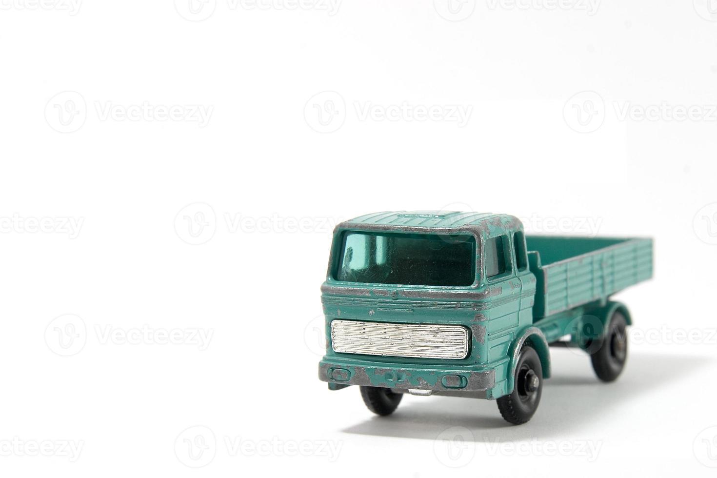caminhão vintage foto
