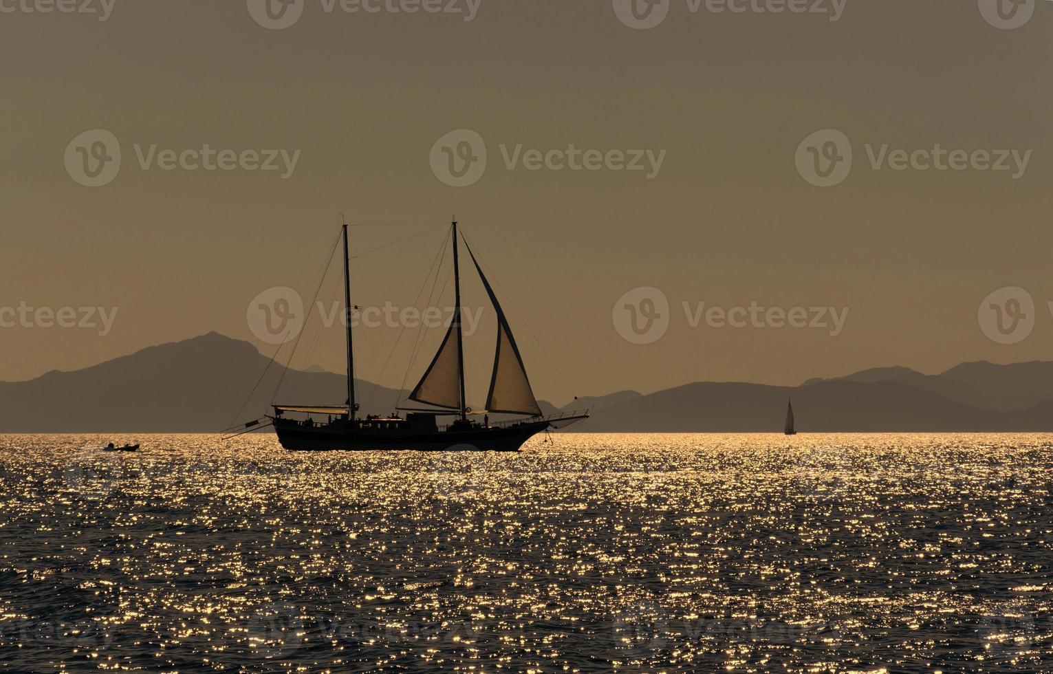 barco a vela foto
