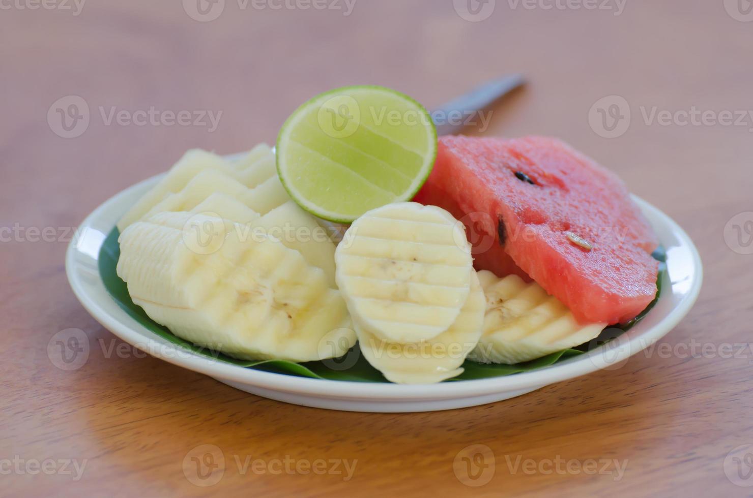 frutas frescas foto