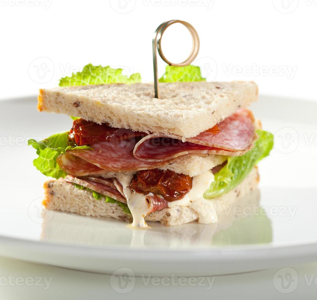 sanduíche foto