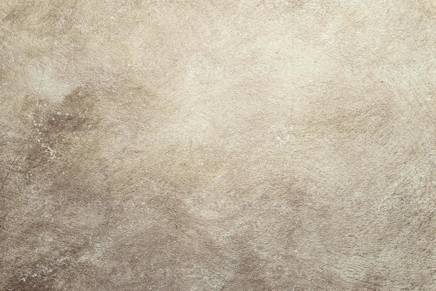 fundo de parede neutra abstrata de rocha foto