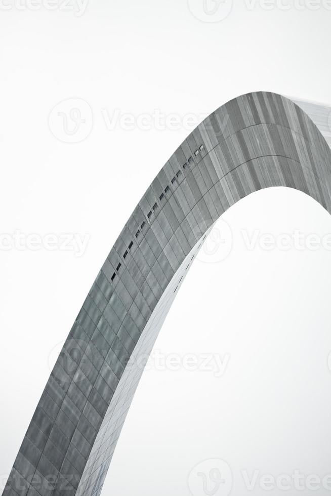 st. detalhe do arco de louis foto