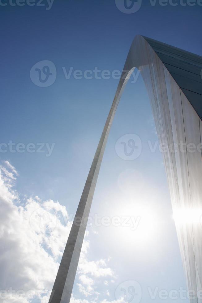 arco abstrato de baixo foto