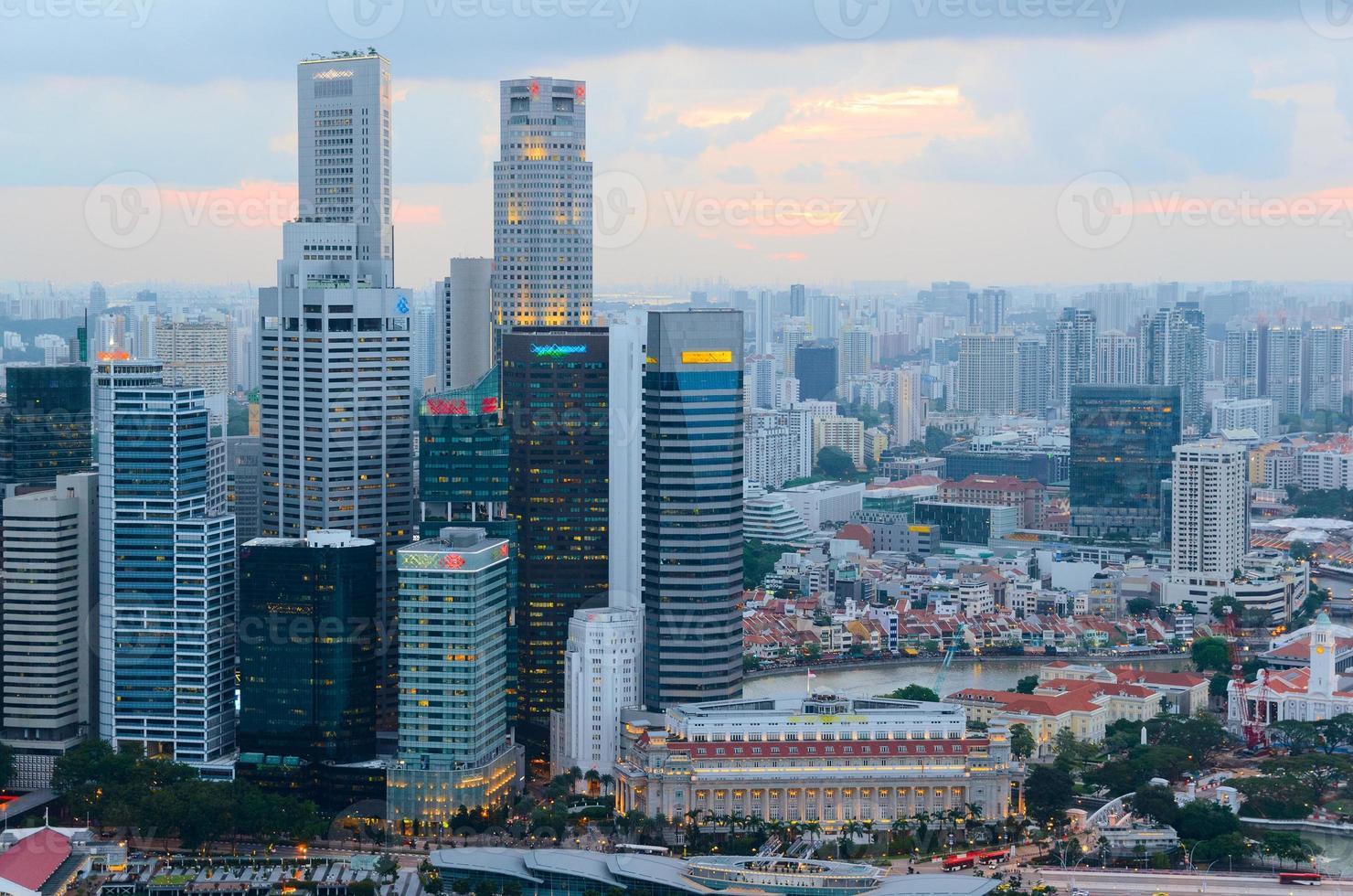 cingapura baixa foto