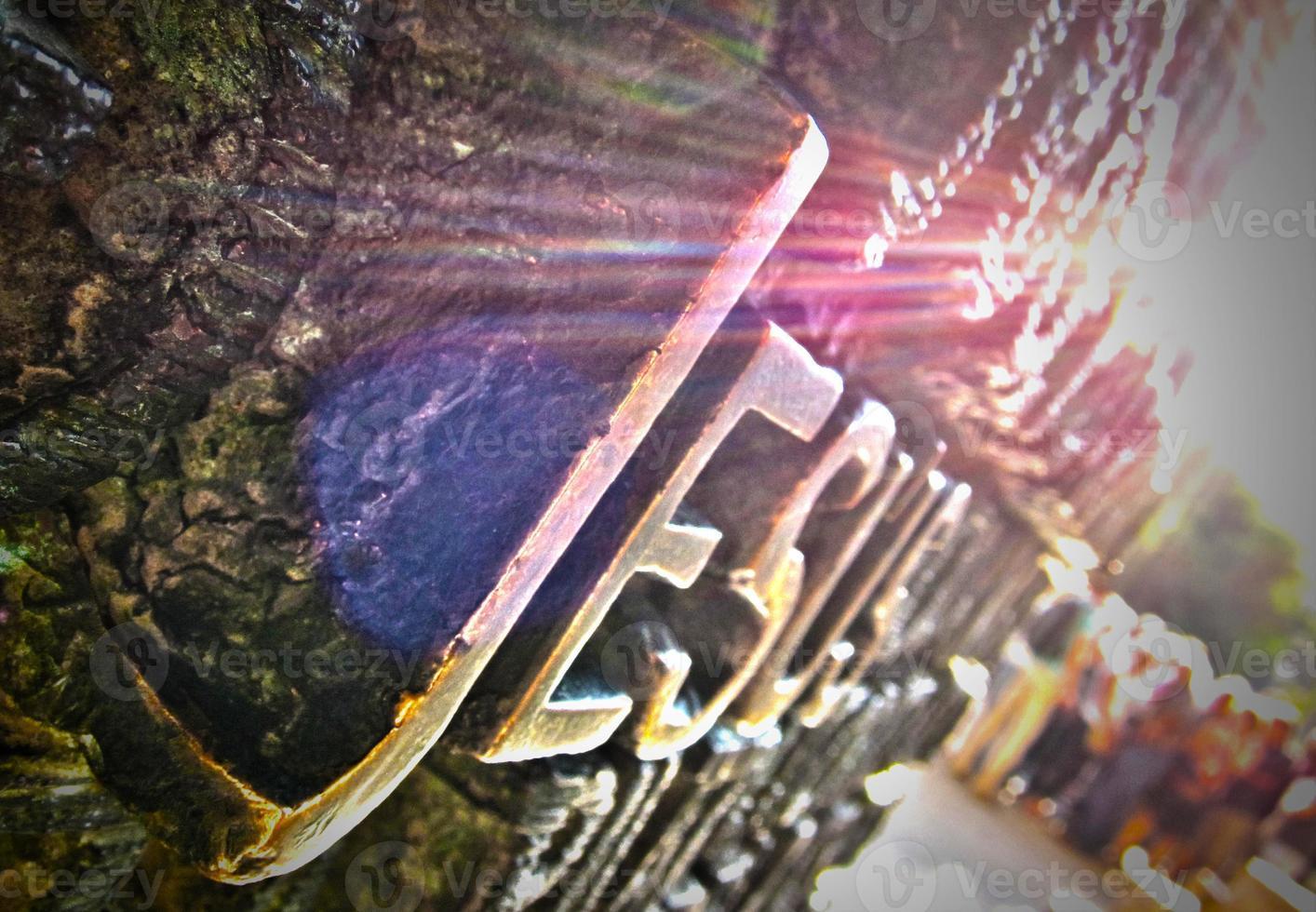 portão de jesus foto