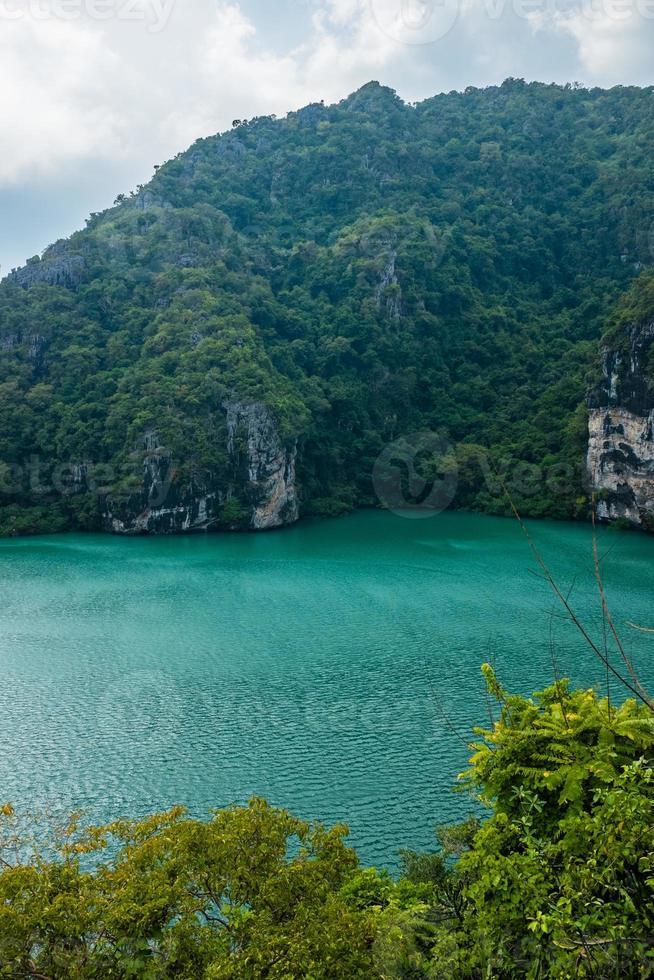 lago esmeralda foto