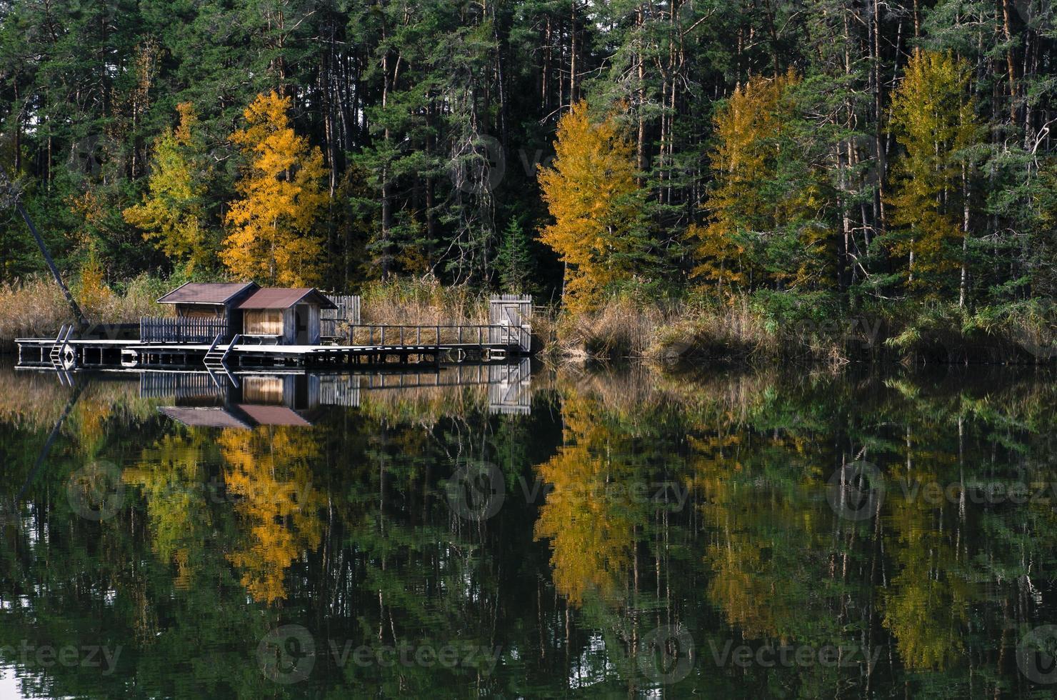 pequeno lago foto