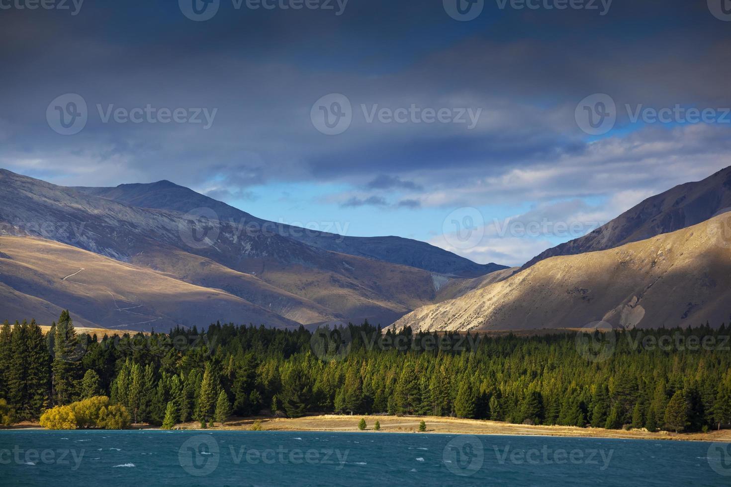 Lake Tekapo foto