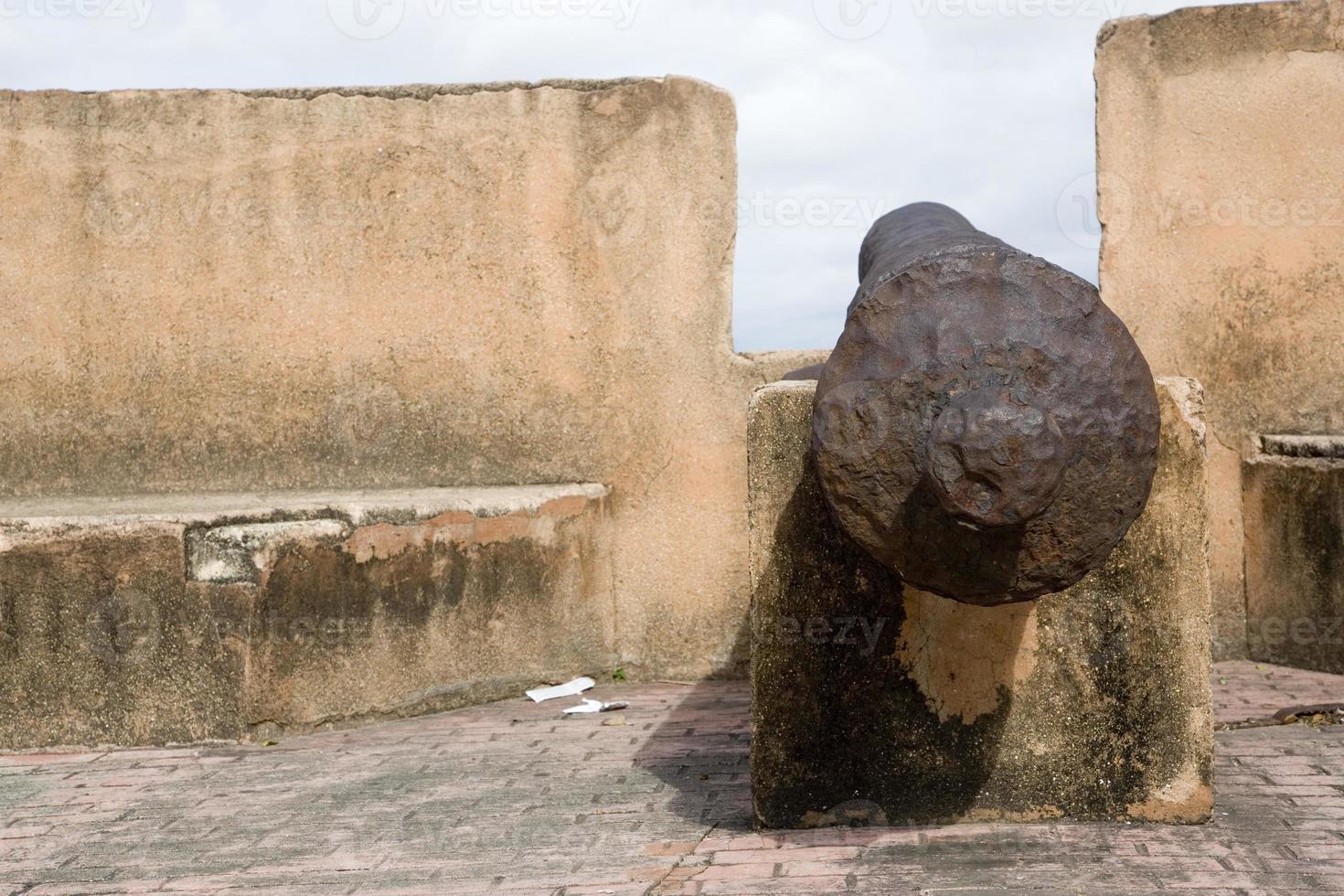 cânone colonial foto