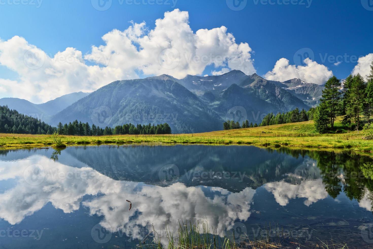 trentino - lago covel foto