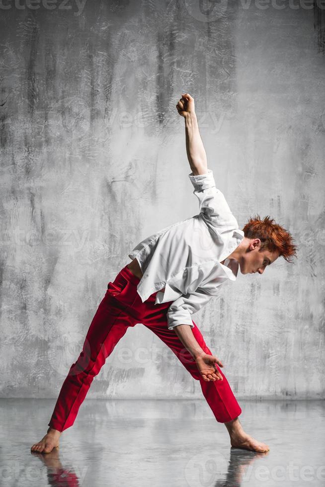 dançarina contemporânea foto