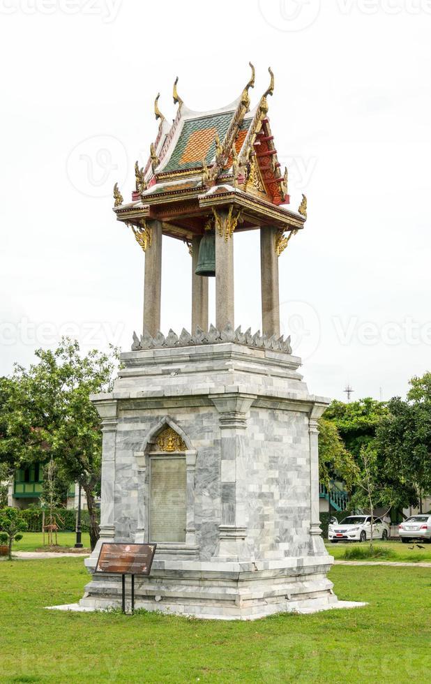 torre sineira, bangkok, tailândia. foto