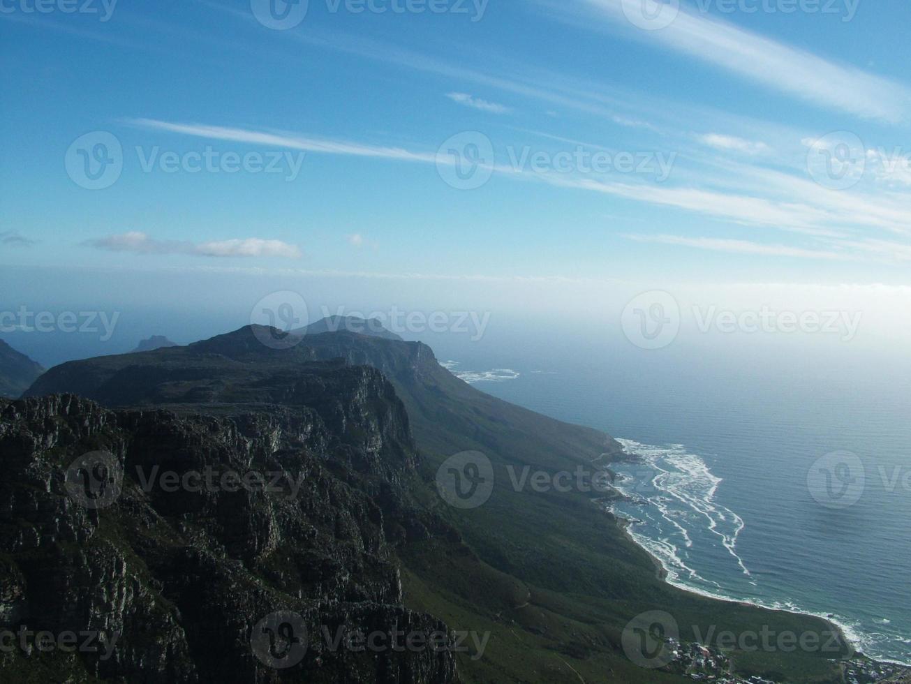Table Mountain, Western Cape, África do Sul 002 foto