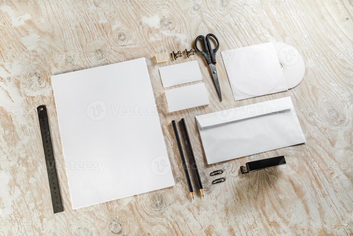 Kit de papelaria foto