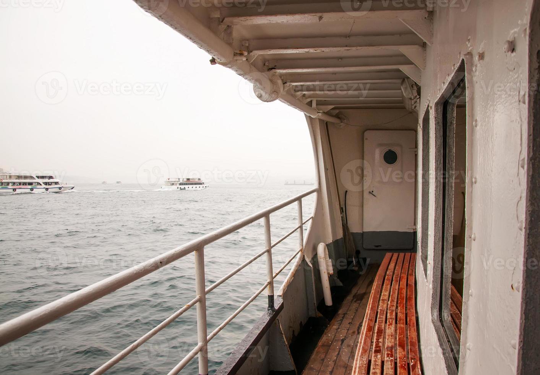 o navio foto