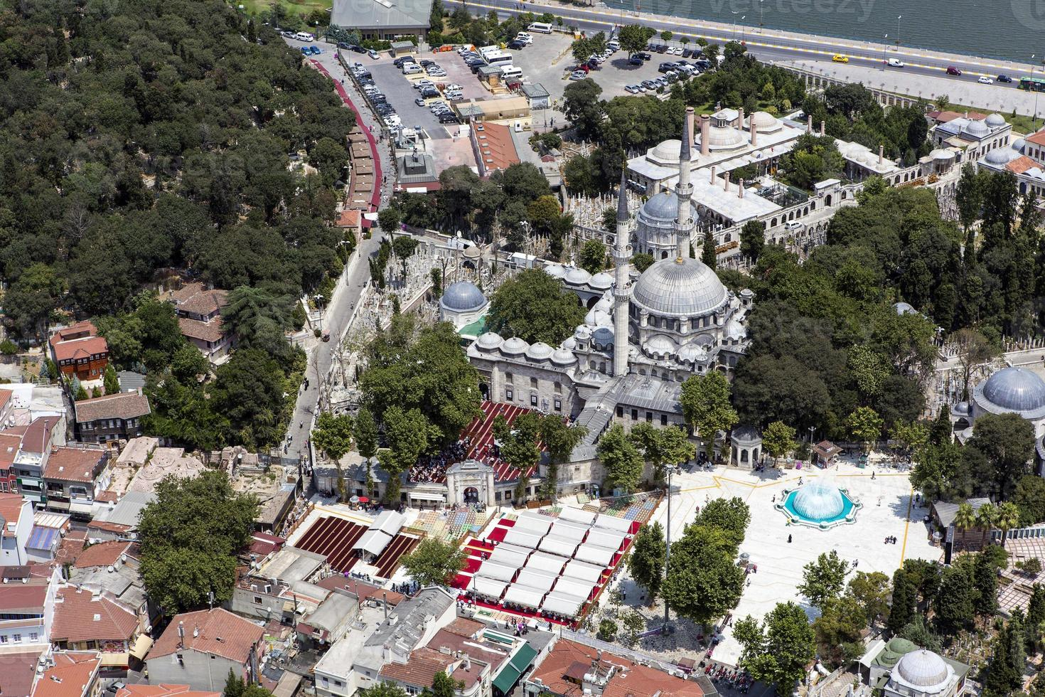 Mesquita Sultan Eyup foto