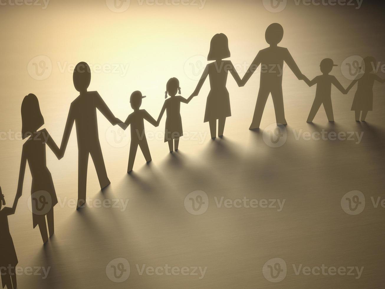 família foto