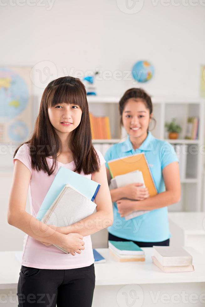 estudantes vietnamitas foto