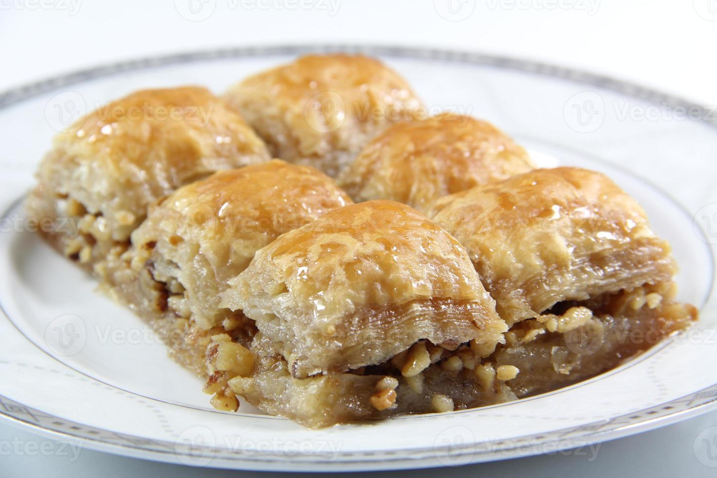 Manjar Turco - Baklava foto