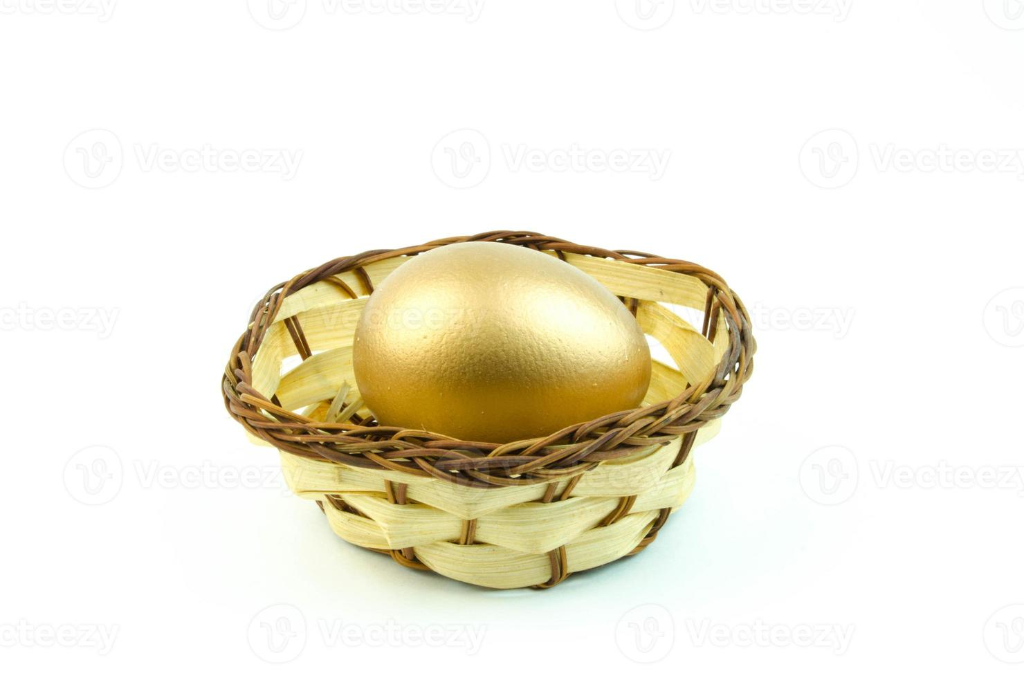 anel de ouro brilhante foto